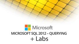 70-461 - Querying Microsoft SQL Server 2012 + Live Lab