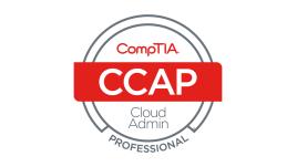 CompTIA Cloud Admin Professional- CCAP