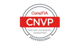 CompTIA Network Vulnerability Assessment Professional - CNVP