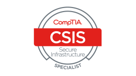 CompTIA Secure Infrastructure Specialist - CSIS