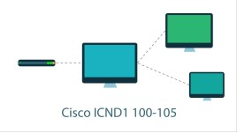 Cisco 100-105 ICND1 - Interconnecting Cisco Networking Devices Part 1