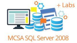70-448 - Microsoft SQL Server 2008 BI Development and Maintenance + Live Lab