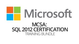 MCSA SQL 2012 Certification