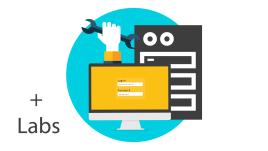 70-412 - Configuring Advanced Windows Server 2012 Services + Live Lab