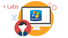 70-680 - Windows 7 Configuring + Live Lab