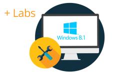 70-687 - Configuring Windows 8.1 + Live Lab