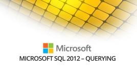 Microsoft 70-461 Querying SQL Server 2012