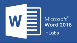 Microsoft Word 2016 Live Lab